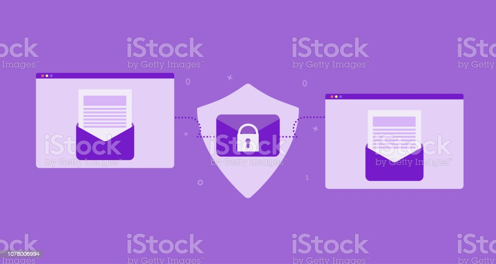 Email Security Protocol Mail Server Protection Against Spam