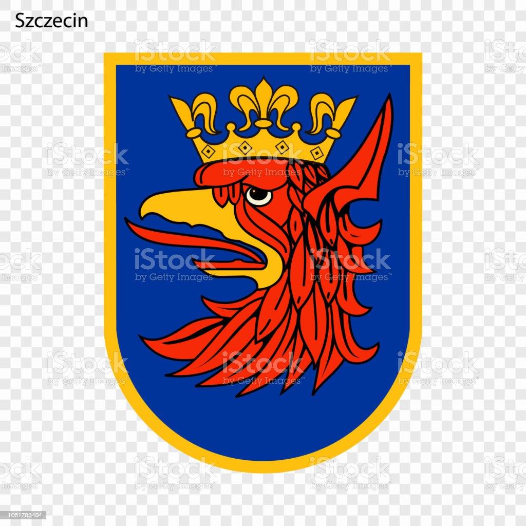 Emblem of City of Poland.