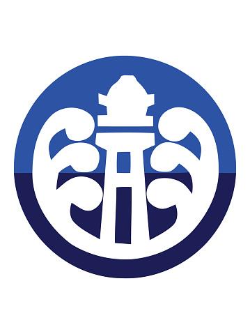 Emblem of Penghu County (Pescadores Islands)