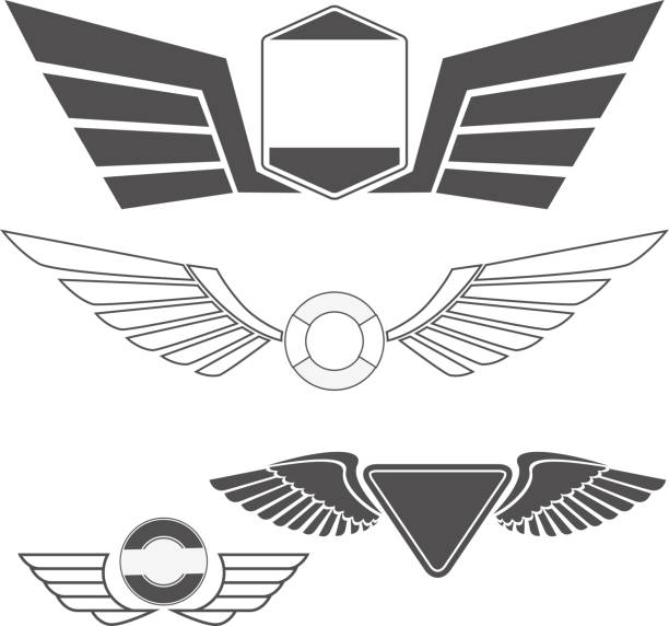 Download Best Air Force Tattoo Illustrations, Royalty-Free Vector ...