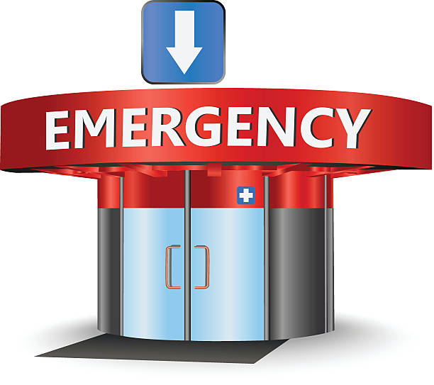 Emergency Department Room Size