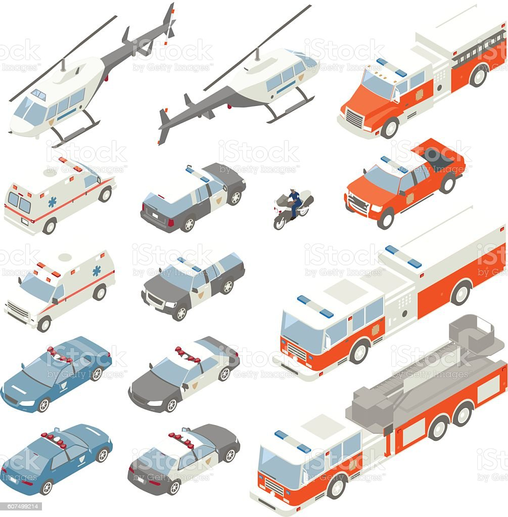 Emergency Vehicle Spot Illustrations royalty-free emergency vehicle spot illustrations stock vector art & more images of accidents and disasters