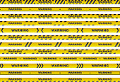 istock Emergency Warning Tape. 1268440105