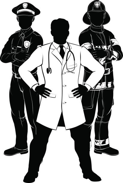 Royalty Free Emergency First Response Clip Art, Vector ...