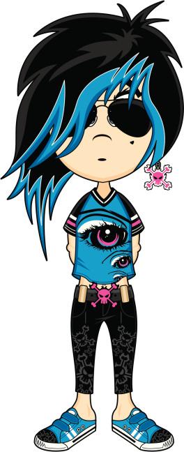 Emo Punk Girl