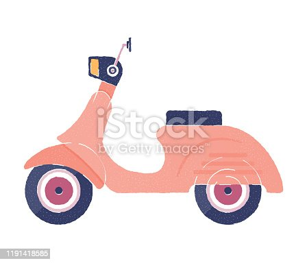 istock E-Mobility Flat Doodle Icon Design 1191418585