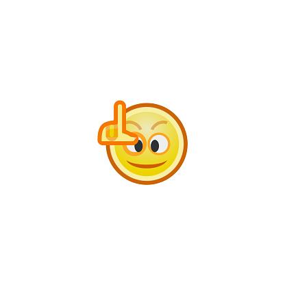 Emoji Fuck Vector Icon Isolated Emoji Face Illustration Icon Stock Illustration Download Image Now Istock