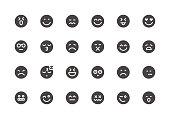 Emoji - Glyph Icons