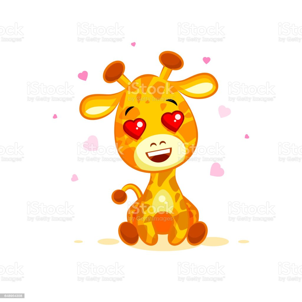 Ilustracion De Emoji Hola Hola En Amor Corazones Eres Lindo