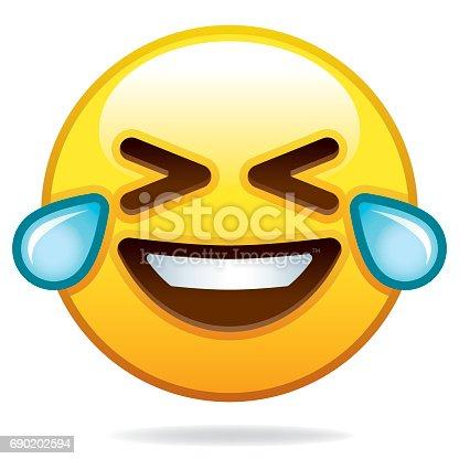 istock Emoji Icon 690202594