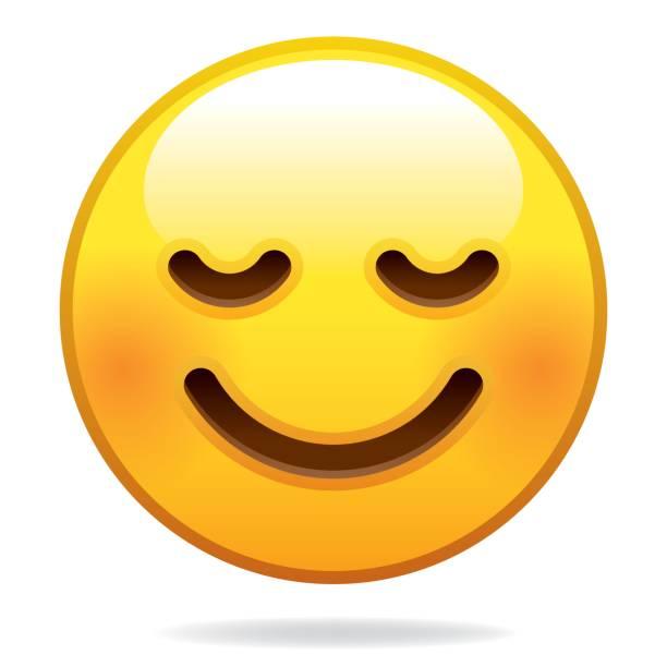 Icône Emoji - Illustration vectorielle
