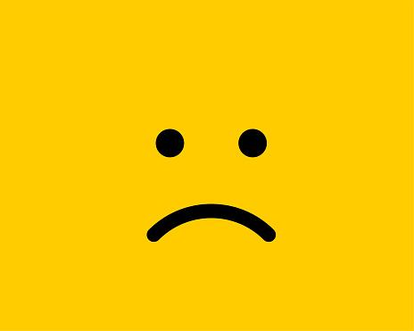 emoji smile icon vector symbol on yellow background sad face cartoon vector id1164803144?k=6&m=1164803144&s=170667a&w=0&h=XeEotZrJ1oQcypX4fJYUZtnZ0j9gd7tq SVUXMItQNY=