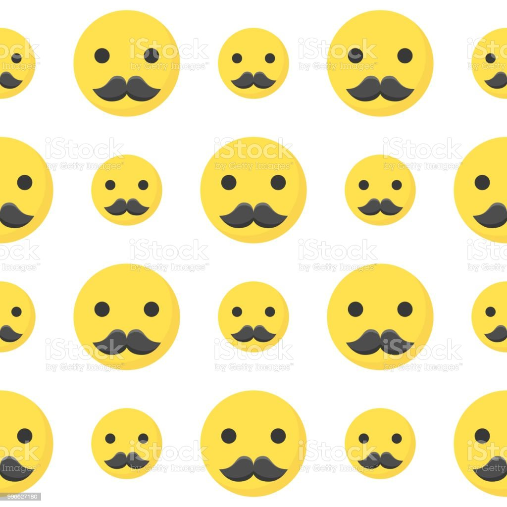 Emoticon seamless pattern flat design for use as wallpaper or emoticon seamless pattern flat design for use as wallpaper or background of fathers day royalty altavistaventures Image collections