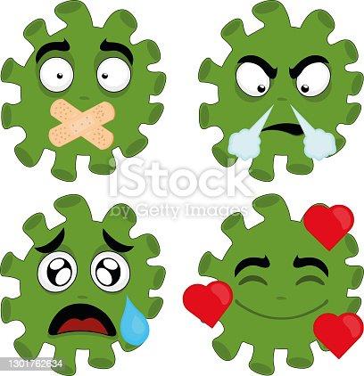 istock emoticons coronavirus expressions 1301762634