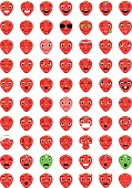 Emoticons Strawberry
