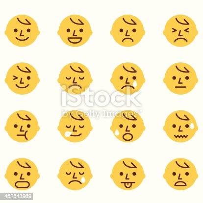 istock Emoticons 452543989
