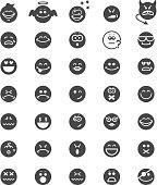 emotion face icons