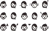 Emotion People Icons
