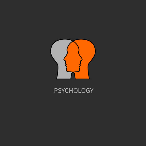 ilustraciones, imágenes clip art, dibujos animados e iconos de stock de inteligencia emocional - profesional de salud mental