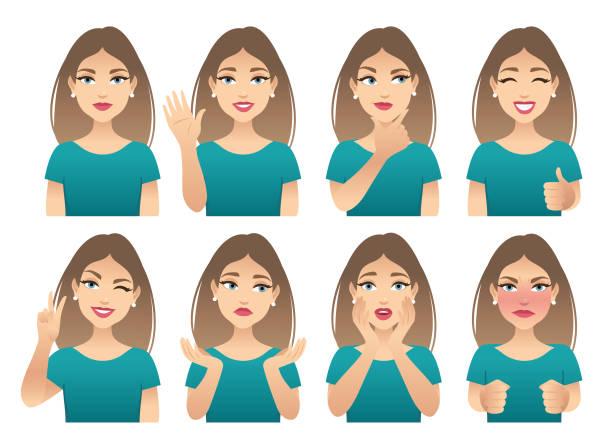 ilustrações de stock, clip art, desenhos animados e ícones de emotions - deceção