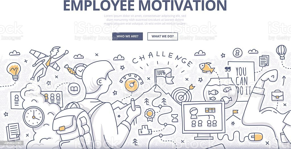 employees motivation Employee motivation is the key to happy and satisfied employees a happy workplace has higher productivity and higher productivity generates higher revenue in return employee productivity is a measure of employee retentivity and empowered employees with a happy workplace and work collaboration at the workplace employers today do come up with a variety of employee motivation ideas to motivate.