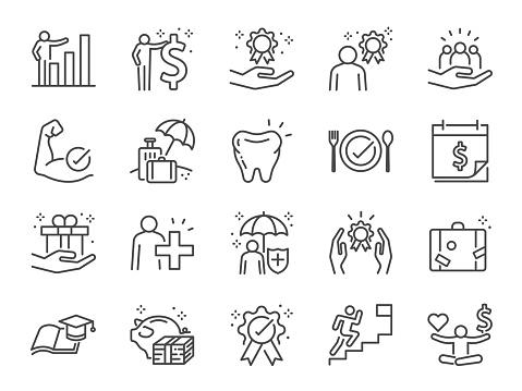 premium lifestyle stock illustrations