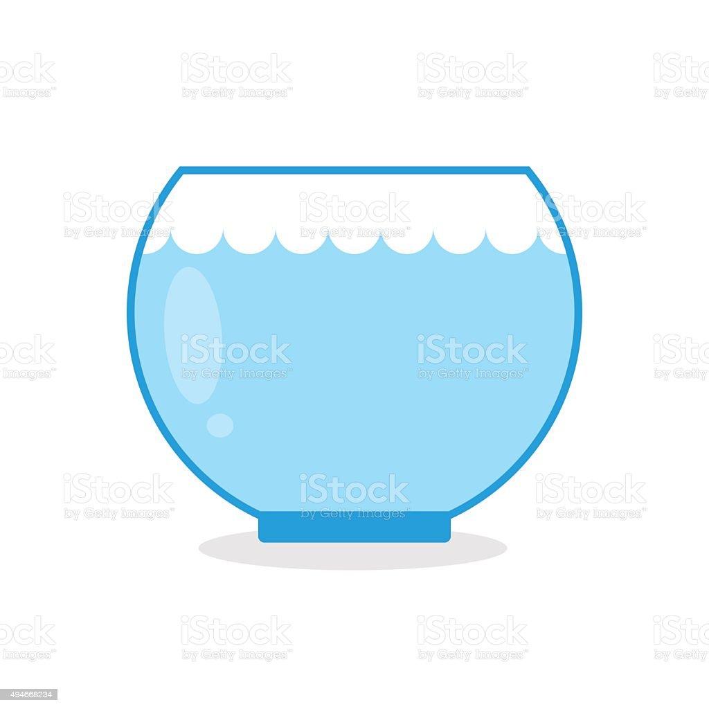 royalty free empty fishbowl clip art vector images illustrations rh istockphoto com fish bowl clipart images fish bowl clipart black and white