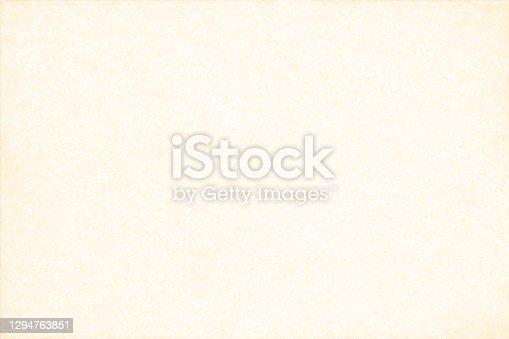 istock Empty blank light cream or beige coloured grunge textured vector backgrounds 1294763851