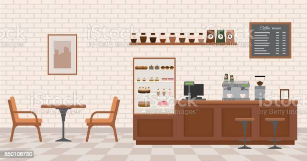 Empty cafe interior vector id850108730?b=1&k=6&m=850108730&s=612x612&h=fo9jetbw tw7sqnbbj0m0nkjttt seytayvd6h93e1k=