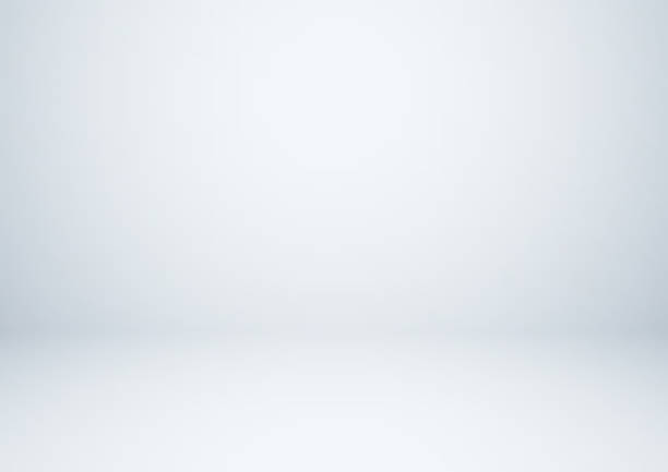 Empty gray studio room vector background. Can be used for display or montage your products Empty gray studio room vector background. Can be used for display or montage your products studio stock illustrations