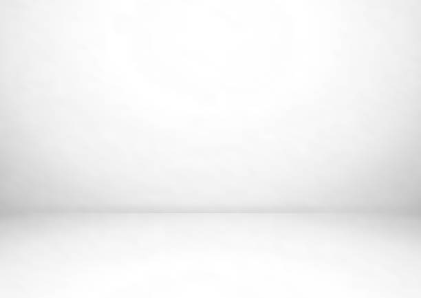 Empty gray studio room vector background. Can be used for for display or montage your products Empty gray studio room vector background. Can be used for for display or montage your products studio stock illustrations