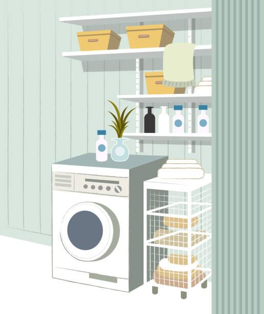 Empty Laundry Basket Clipart Royalty Free Laundry R...
