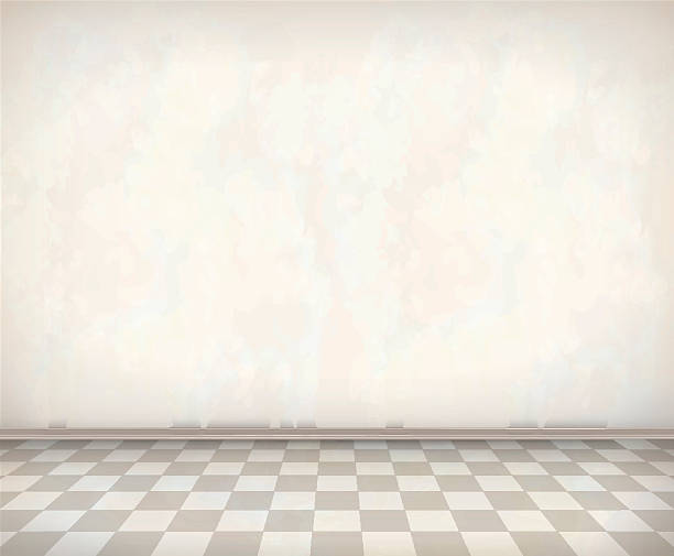 Royalty Free Checkered Floor Clip Art Vector Images