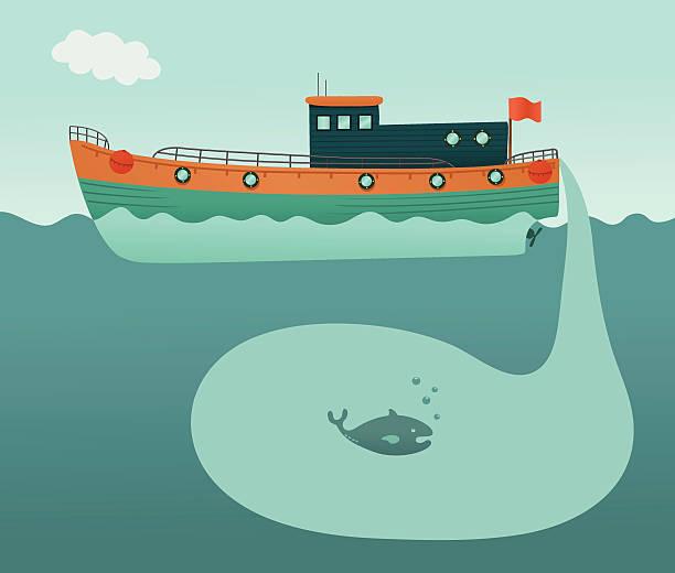 ilustrações de stock, clip art, desenhos animados e ícones de vazio mares - fishing boat