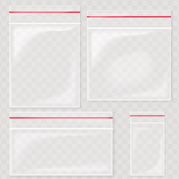 Royalty Free Zipper Storage Bag Clip Art Vector Images