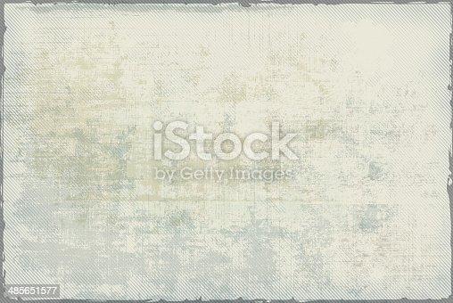 istock Empty Vintage Background 485651577