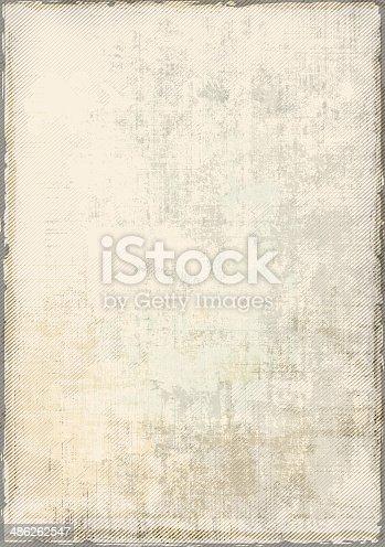 istock Empty Vintage Background 486262547