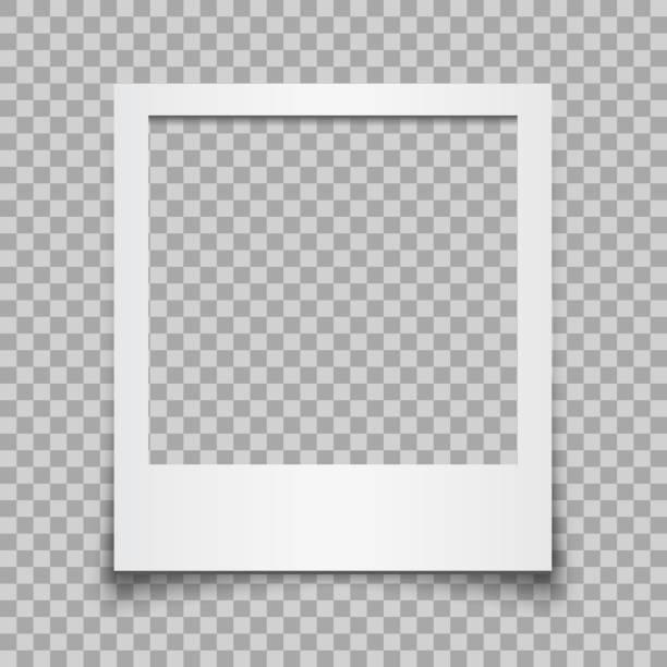 空白色相框-為股票的向量 - 有邊框的 幅插畫檔、美工圖案、卡通及圖標