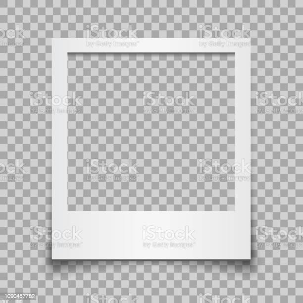 Leere Weiße Bilderrahmen Vektor Für Lager Stock Vektor Art und mehr Bilder von Alt