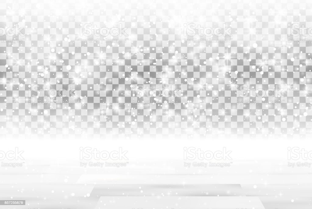 Empty wooden table in front of glitter lights background. Defocused blurred transparent backdrop. Ready for product mock ups or display montage. vector art illustration