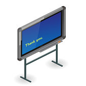 smartboard with television