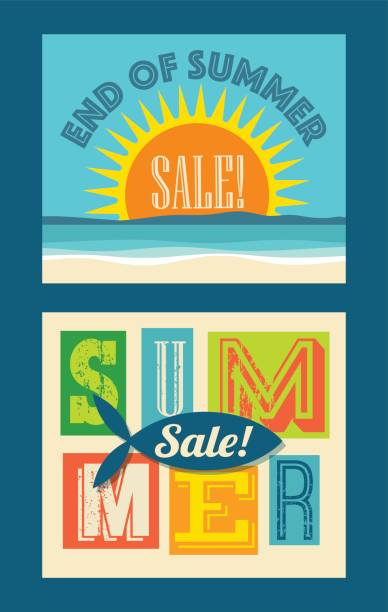 End Of Summer Illustrations, Royalty-Free Vector Graphics ...