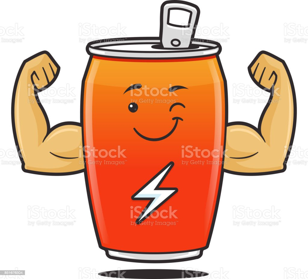 royalty free energy drink can clip art vector images rh istockphoto com energy clipart images energy clipart png