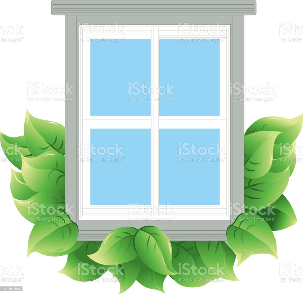 Energy Efficient Window royalty-free energy efficient window stock vector art & more images of alternative energy
