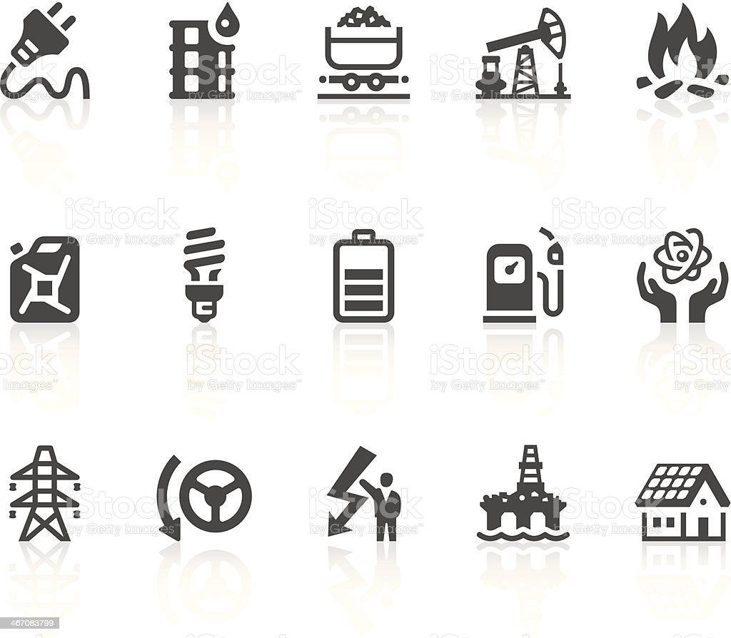 Energy icons royalty-free energy icons stock vector art & more images of adult