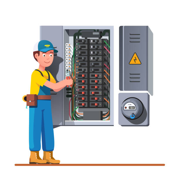 [DIAGRAM_34OR]  8,468 Electrical Panel Illustrations, Royalty-Free Vector Graphics & Clip  Art - iStock | Breaker Fuse Box Graphic |  | iStock