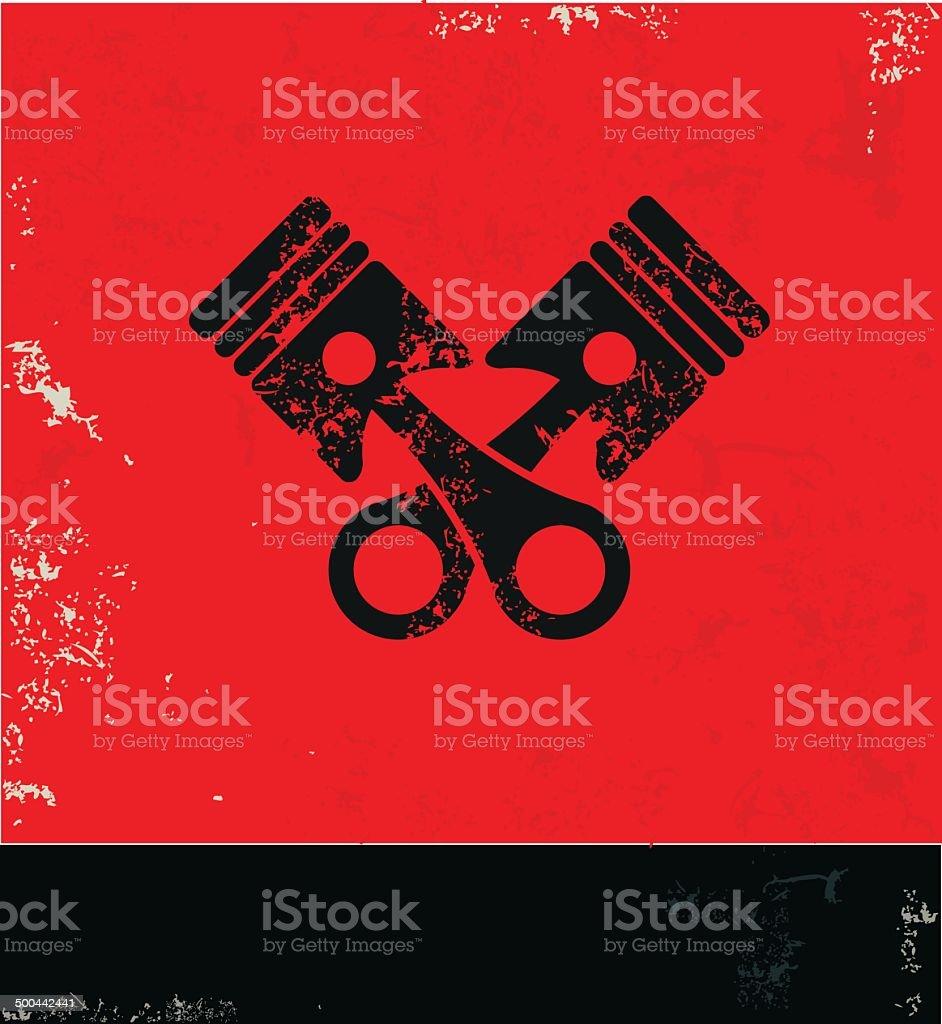 Engineer symbol,vector vector art illustration