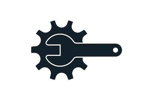Engineering and construction icon