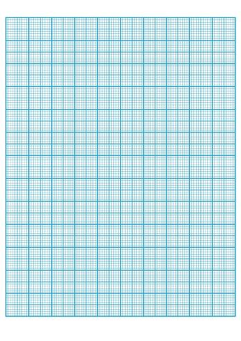 グラフ 用紙 印刷