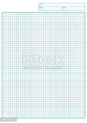 Engineering graph paper printable graph paper vector illustration engineering graph paper printable graph paper vector illustration stock vector art more images of abstract 888292314 istock malvernweather Images